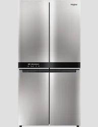 Whirlpool Refrigerator W series 4 Door 677 Ltrs Saturn Steel