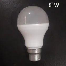 5 W Ceramic LED Bulb