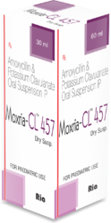 Amoxycillin Pottasium Clavulanate Oral Susp
