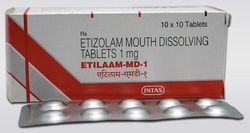 Etilaam 1mg Tablet