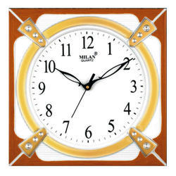 Square Wall Clocks