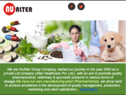 Veterinary Third Party Manufacturing in Dindigul - Tamilnadu