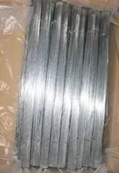 Straight Cut Galvanized Wires, Thickness: 6mm To 1.60mm