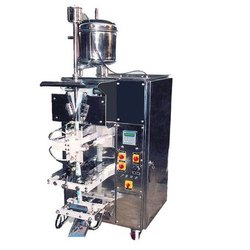 Stainless Steel Water Pouch Packing Machine