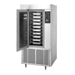 Stainless Steel 4 Star Blast Chiller, Water-Cooled, Auto-Defrost
