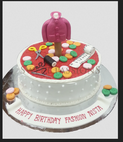 All Occasion Less Quantity Cakes Half Birthday Cake Manufacturer From Mumbai