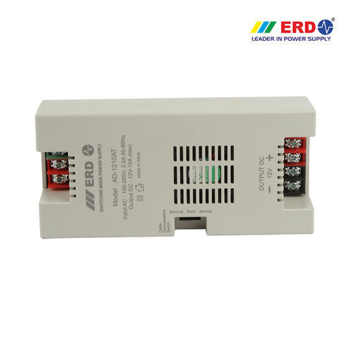 ERD BT 12 V - 10 Amp Power Supply With Cable Compensation Switch