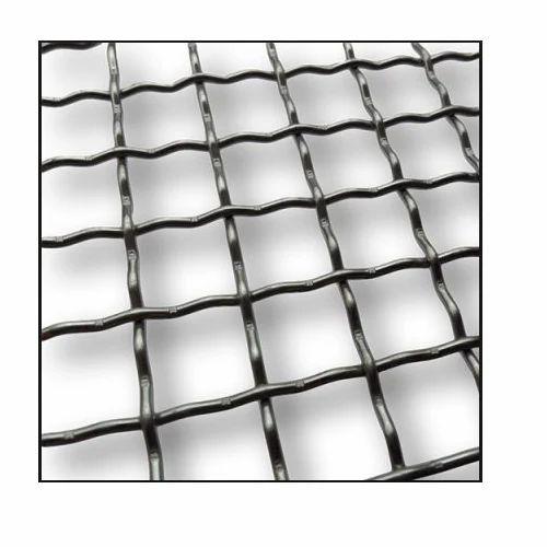 SS304 & Fine SS Crimp Wire Mesh Net, Gurukrupa Wire Netting ...