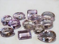 Pink Amethyst Loose Gemstones