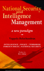 National Security And Intelligence Management: A New Paradigm Book