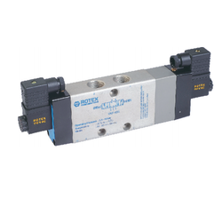 5 Port 3 Positions Spool Type Double Solenoid Valve