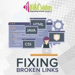 Fixing Broken Links