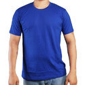 Half Sleeve Bio Wash Fabric Biowash Round Neck Plain T Shirts