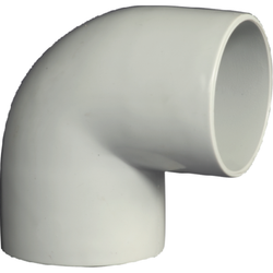 PVC Elbow Pasting Type & Ring Fit, For Plumbing Pipe