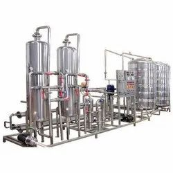 Fully Automatic Stainless Steel RO Plant