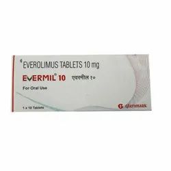 Everolimus 10 mg Tablet