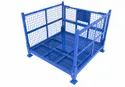 MS Collapsible Cage Bin