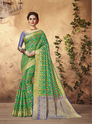 Jacquard Work Patola Silk Saree