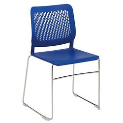 Designer Armless Plastic Chair