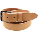 Brown Formal Wear Gents Leather Belt