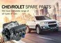 Chevrolet Spare Parts