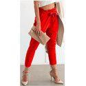 Cotton Regular Fit Ladies Fancy Pant
