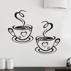 Cappuccino Wall Decor