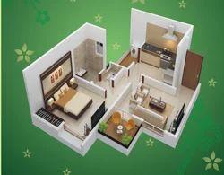 1BHK Apartment Construction Services