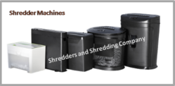 Shredder Machine
