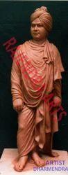 Viveaknand Fiber Statues