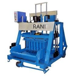 Hydraulic Solid Block Machines