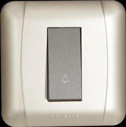 Oro Metalica Range Modular Plate Switches