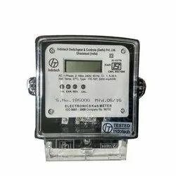 Single L&T Energy Meter, For Industrial, 220v 415v