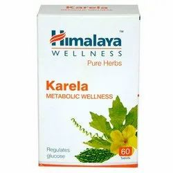 Himalaya Karela Tablet, 60 Tablets, Non prescription