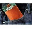 Pull Tab Minimalist Slim RFID Blocking Best Front Pocket Wallet