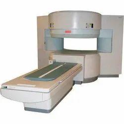 Open MRI Machine ,Brand: Hitachi , Model Name/Number: Airis Elite 0.2t , Magnetic Strength: 0.2 Tesla (T)
