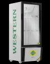 SRC 200-GL Single Door Visi Cooler