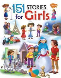 151 Stories For Girls Book