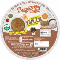 Jeera Dry Bhakhari