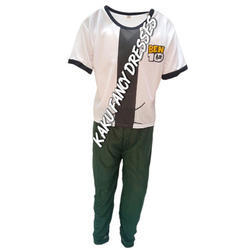 Kids Ben10 Fancy Dress Costume