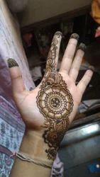 Ladies Sangeet Mehandi Artist
