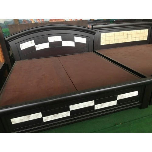 Wooden Double Cot Bed At Rs 16000 Piece Kammaguda Hyderabad