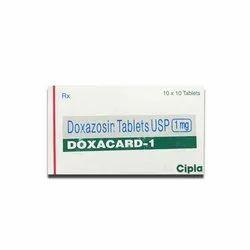 Doxazosin 1mg Tablet