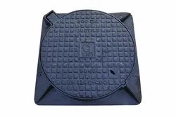 Ductile Iron Manhole Cover and Frames