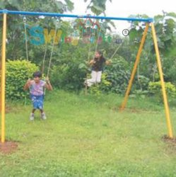 Outdoor Playground Swing YK-48