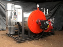 Steam Boiler, Gas Fired for Industrial