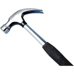 Claw Hammer Steel Handle With Rubber Grip
