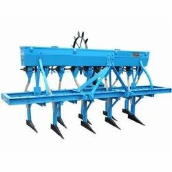 Mild Steel 9 Tyne Seed Drill, For Agriculture