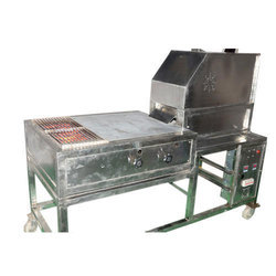 Chapati Grill Machine