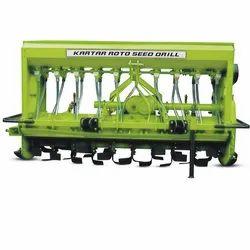 Kartar Roto Seed Drill